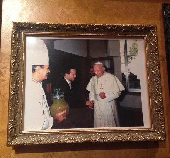 Pope John Paul II Papa João Paulo II