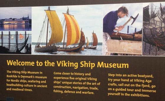 Museu interativo de construção de barcos Vikings