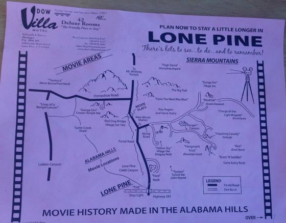 Locais dos filmes nas Montanhas Alabama