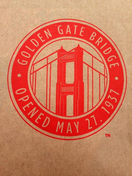 A ponte foi inaugurada em maio de 1937
