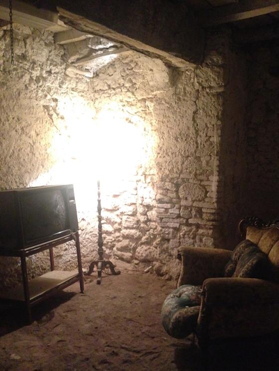 Old cellars  Velhos poroes