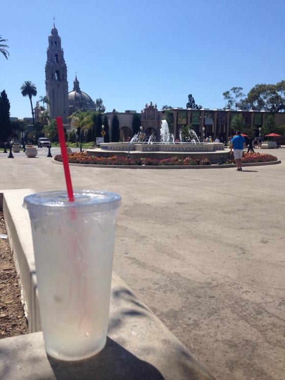 Fresh lemonade to beat the heat ! Limonada fresca para acabar com  o calor !