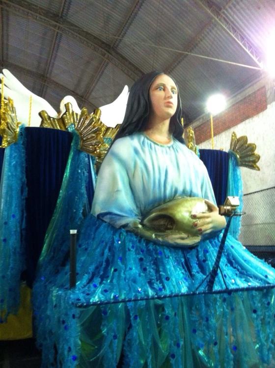 The queen of the sea : Iemanjá A rainha do mar : Iemanjá