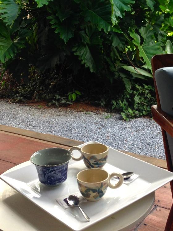 Such a relaxing Sunday… Um domingo muito relaxante ...